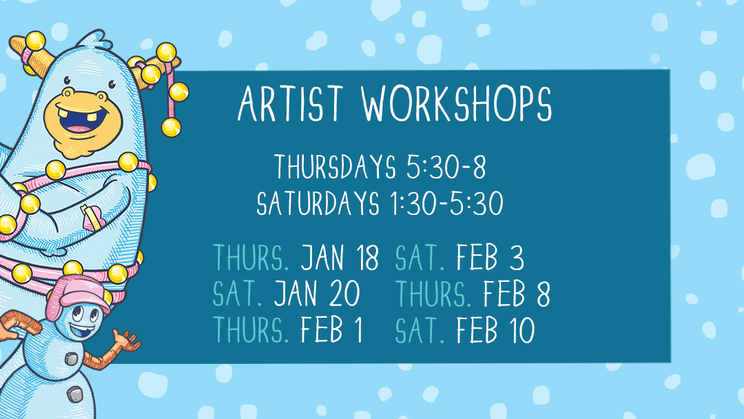 Artistworkshop blog
